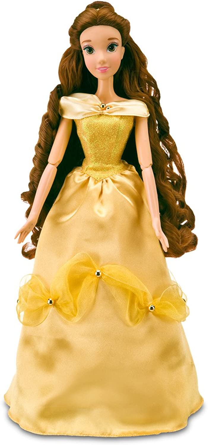 Disney Princess 17 Inch Belle Beauty and the Beast Singing Doll by Disney