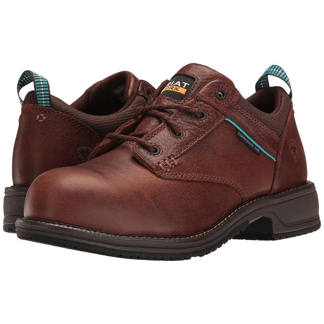 アライメント不名誉なネクタイ(アリアト) Ariat レディース シューズ?靴 オックスフォード Casual Work Oxford SD CT 並行輸入品