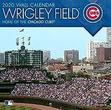 Wrigley Field 2020 Calendar: Home of the Chicago Cubs