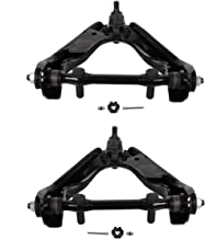 Front Upper Driver & Passenger Side Control Arm Assembly w/Ball Joint Pair - 4x4 Models for 2000 2001 2002 2003 2004 Dodge Dakota 4WD - [2000-2003 Dodge Durango 4WD]