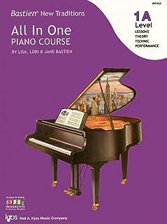 Bastien All in One Piano Course Level 1A