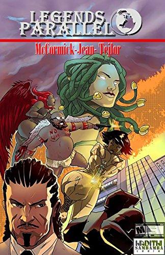 Legends Parallel: Gorgon's Gate (English Edition)