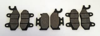 Best yamaha rhino rear brake pads Reviews