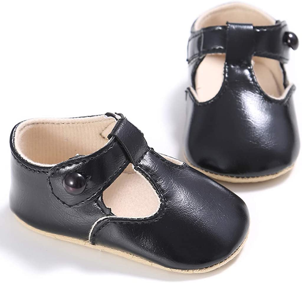 Csfry Infant Baby Girl Mary Flats Under blast sales Shoes Toddler Jane Great interest