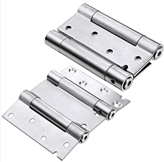 4 double action spring hinge