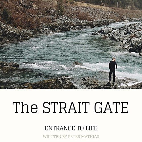 The Strait Gate audiobook cover art