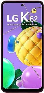 Celular LG - LMK520BMW - K62 64 GB Vermelho