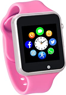 Funntech Smart Watch for Kids for Android Phones with Pedometer Unlocked 2G GSM Phone..