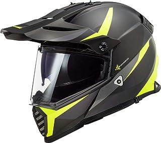 LS2 MX436 Pioneer Evo Router Motocross Helm L 59/60