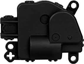 HVAC Blend Door Actuator for 2007-2010 Chrysler Cirrus & Sebring, Dodge Journey/Avenger/Durango, Jeep Wrangler, Ram ProMaster, Replaces# 604-029, 68018109AA