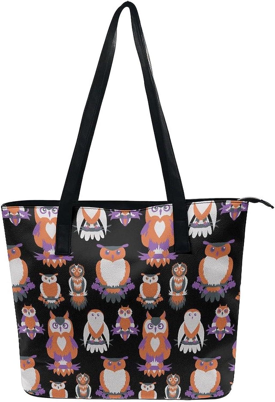 Women Tote Bags Top Handle Satchel Handbags PU Leather Shoulder Casual Handbags