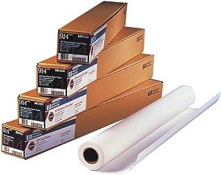 Plotterpapier 1 Rolle ungestrichen |120 gr//m/² 420mm 30m l CAD b unbeschichtet 1,31/€//m/² 42,0cm