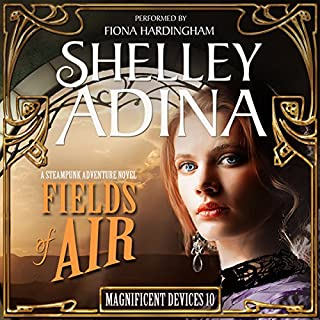 Fields of Air cover art