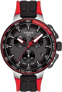 Tissot T-Race Cycling Chronograph Gunmetal Dial Men's Watch T111.417.27.441.00