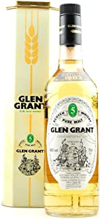 Whisky 1983 Glen Grant Highland Malt 5 years in Dose