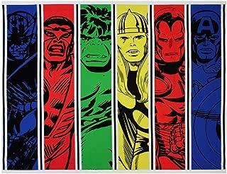Camelot Fabrics Marvel Avengers Unite Team Up 36