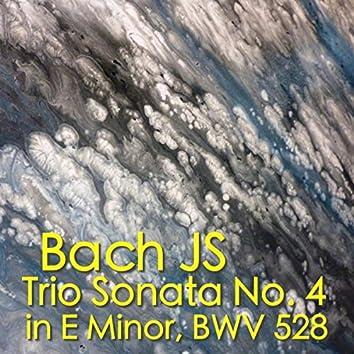 Bach JS Trio Sonata No. 4. in E Minor, BWV. 528