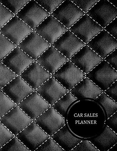 Car Sales Planner: Vehicle Sales Log
