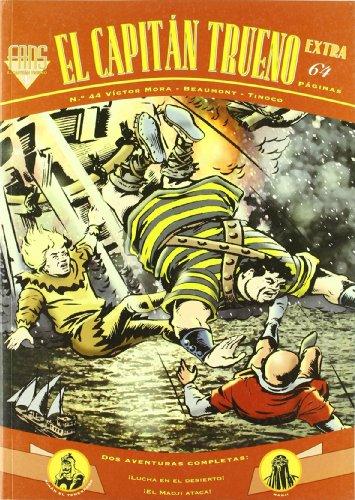Dos aventuras completas: ¡Lucha en el desierto! | ¡El Madji ataca! (Fans El Capitán Trueno 44)