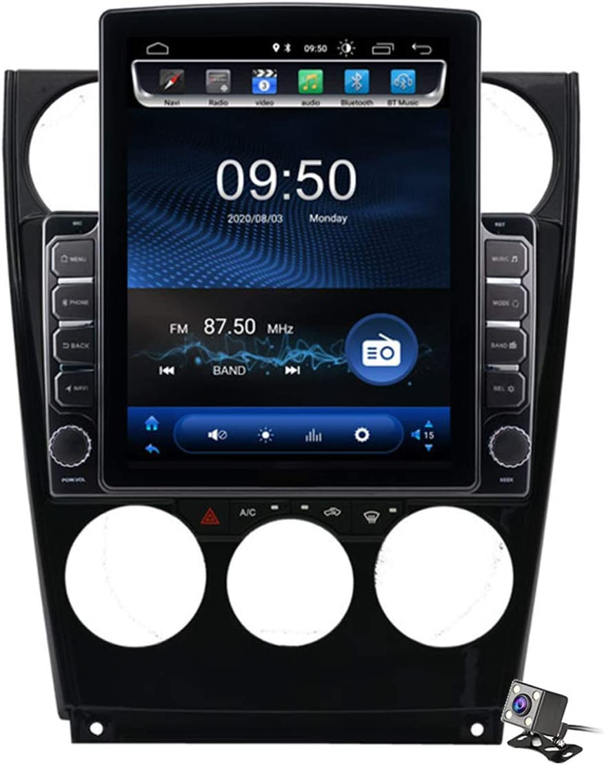 Latest item Car Stereo Android 9.0 Radio for 2006-2015 Navigatio GPS 6 Mazda discount