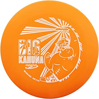 Innova Discs Big Kahuna 200g Heavyweight Ultimate Catch Disc [Hot Stamp Color May Vary] - Dude Design