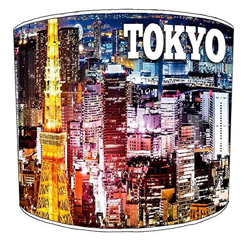 Premier Lighting Ltd 20cm Stadt von Tokyo Lampenschirme6 Für eine Deckenleuchte