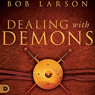 Dealing with Demons audiobook cover art