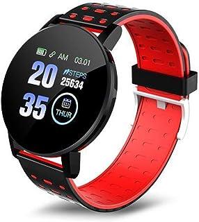 Nieuwe 119Plus Smart Horloge Kleur Screen Waterdichte Hartslag Slaap Monitor Stappenteller Fitness Smart Armband Voor Xiao...