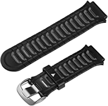 Garmin Forerunner 920XT Replacement Bands (Black/Silver)