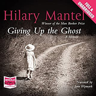 Giving Up the Ghost Titelbild