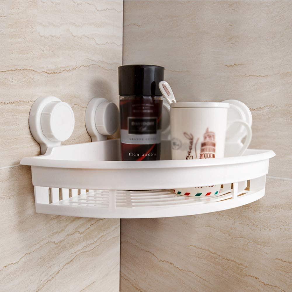 Qingbaotong Shower Shelf Strong Suction Caddy At the Japan Maker New price of surprise Cup Plastic