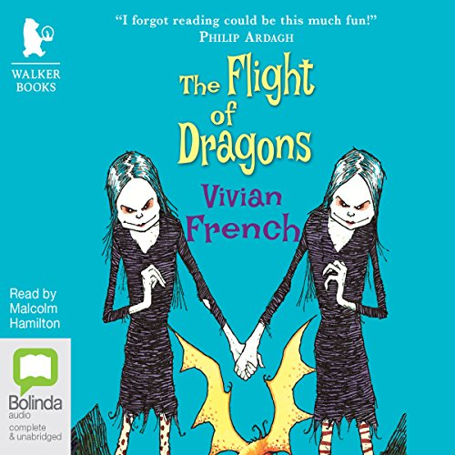 The Flight of Dragons: Tales From the Five Kingdoms, Book 4 audiobook cover art
