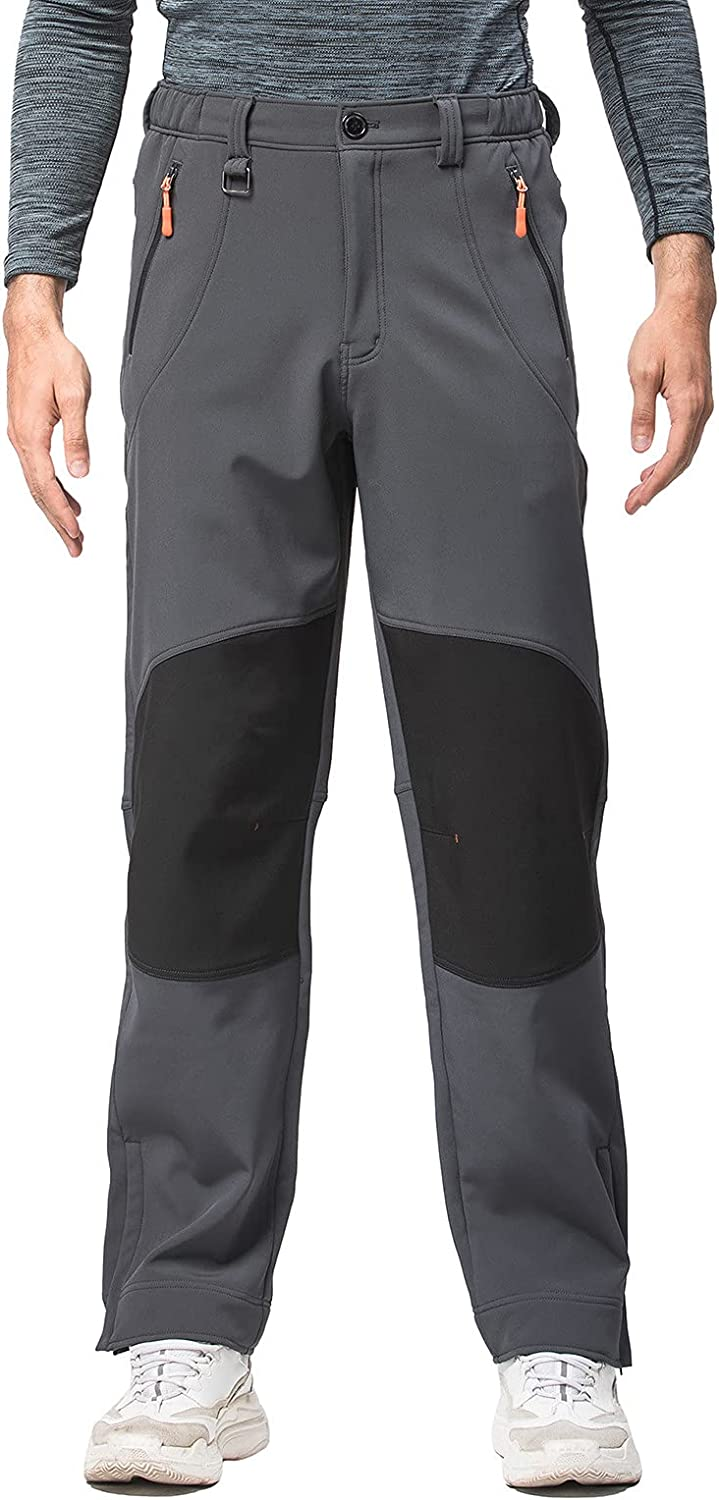 Bargain sale Work Pants Men's Outdoor Sports Trousers and with Los Angeles Mall Drawstring Zip