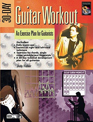 30-Day Guitar Workout (Book & DVD )