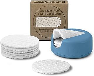 LastRound płatki z waty wielokrotnego użytku firmy LastObject – przyjazna dla środowiska alternatywa dla jednorazowych wac...