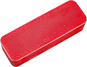 Wireless Bluetooth Speaker, Portable V4.2 Stereo Speakers with Loud HD Audio and Bass, Built-in Mic, 8H Playtime for Campi... photo