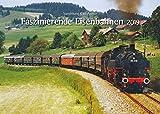 Faszinierende Eisenbahnen 221119 2019: Din A3 Wandkalender. Bildkalender zum Thema Züge - Carl Asmus