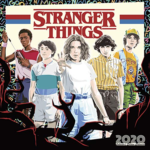 CAL-CAL-2020 STRANGER THINGS C