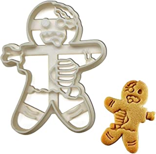 Best zombie gingerbread man cookie cutter Reviews