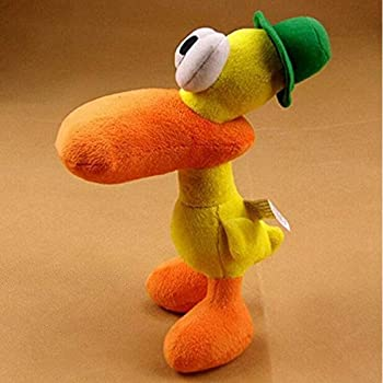 "Pocoyo Plush 9"" / 22cm Pato Character Doll Stuffed Animals Soft Figure Anime Collection Toy"