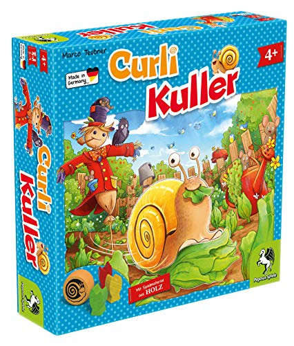 Price comparison product image Pegasus Spiele 66021G Curli Kuller