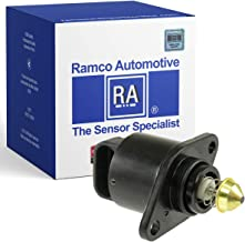 Ramco Automotive, Fuel Injection Idle Air Control Valve, Compatible with Wells AC143, Standard Motor Products AC75 (RA-IAC1049)
