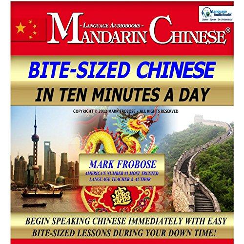 Bite-Sized Mandarin Chinese in Ten Minutes a Day Titelbild