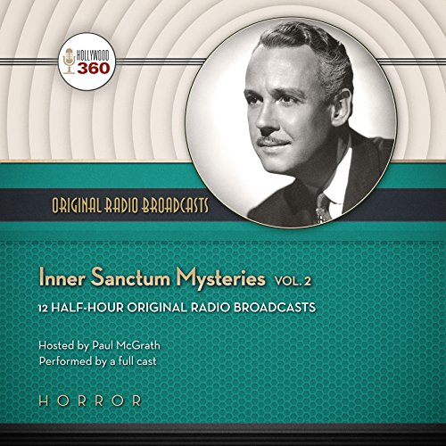 Inner Sanctum Mysteries, Volume 2 cover art