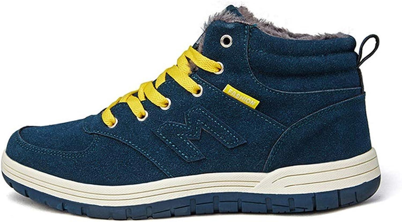 Qiusa Outdoor Große Größe Stiefel für für für Männer Wasserdichte Kuh Leder Pelz Gefüttert Durable Stiefel (Farbe   Grün, Größe   EU 48)  ba70b6