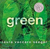 book about green color by Laura vaccaro Seeger history of green