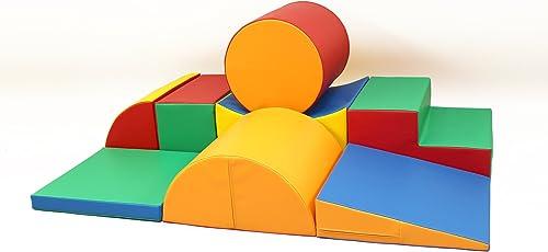 Soft Play Set von 8 rmen Größe   Qualität Soft Play Equipment   UK