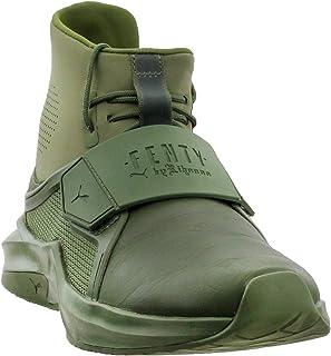 Puma Women's Fenty X Puma High Top Trainer Sneakers Cypress 6.5 B(M) US