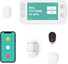 Home Security System by Cove - 5 Piece System with 24/7 Professional Monitoring Trial, No Contracts, Easy DIY Installatio...