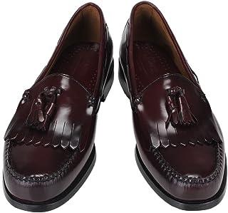 G.H.BASS [ G.H.バス ] LAYTON レイトン ブラック/バーガンティ ローファー 革靴